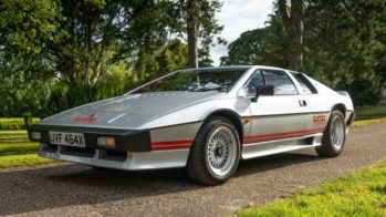 Lotus Turbo Esprit, 1981