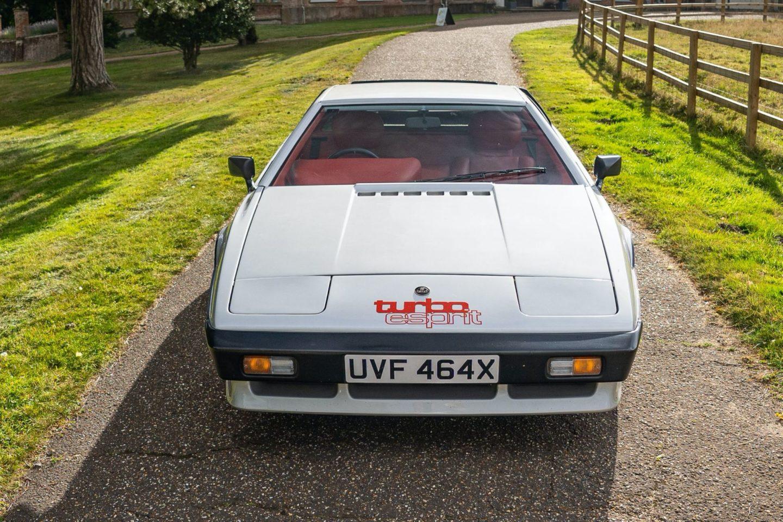Lotus Turbo Esprit, 1981