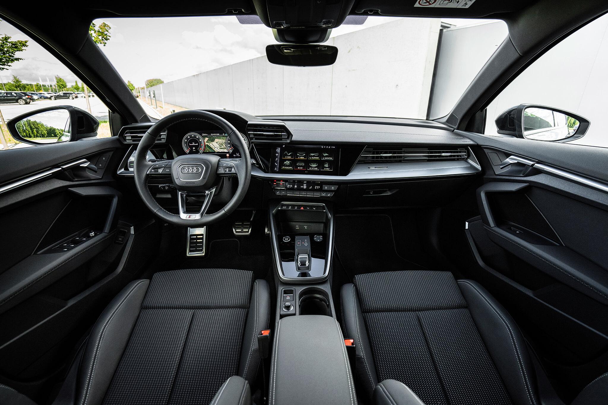 Tabliê Audi A3 Limousine