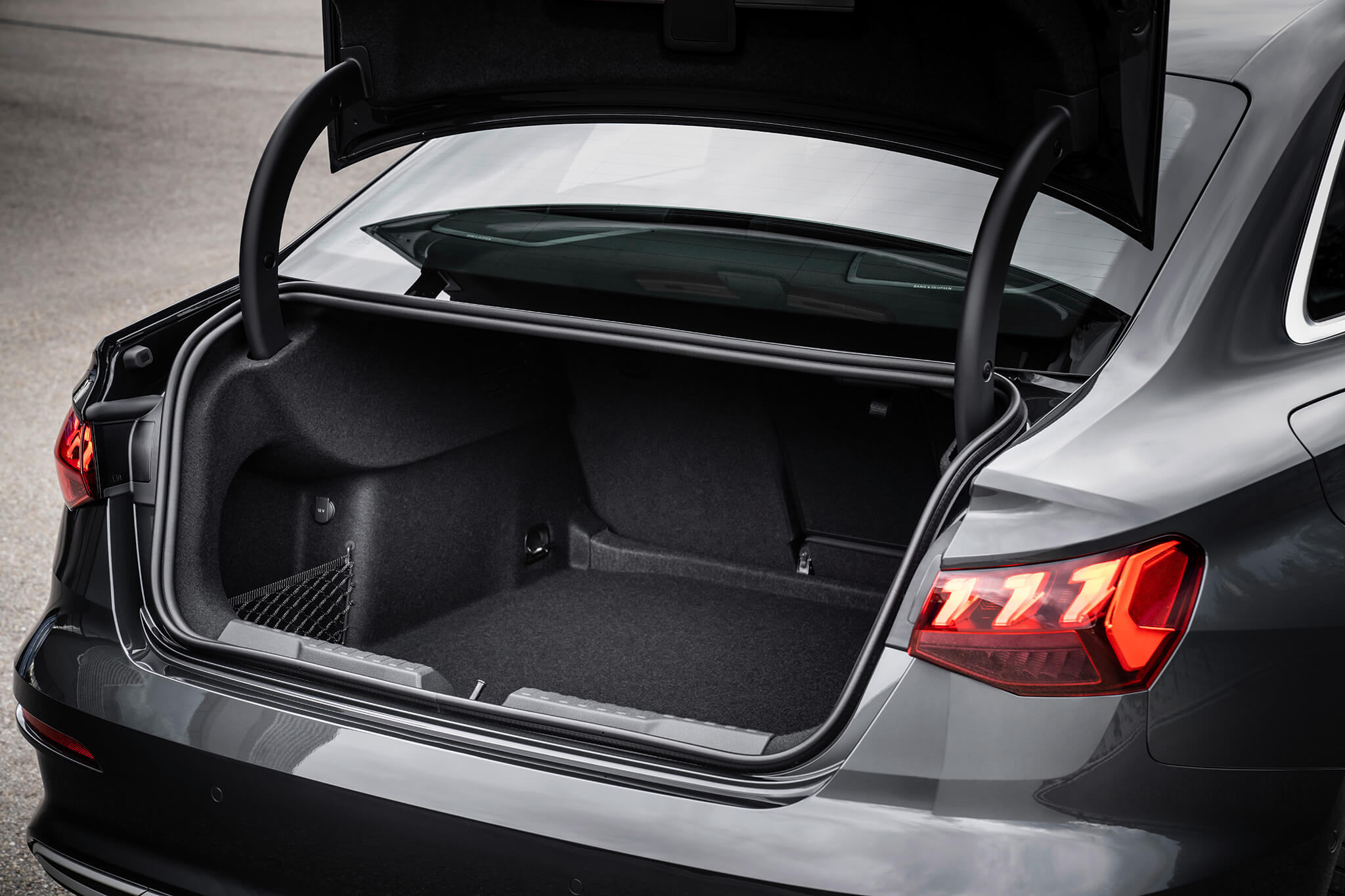 Bagagageira do Audi A3 Limousine