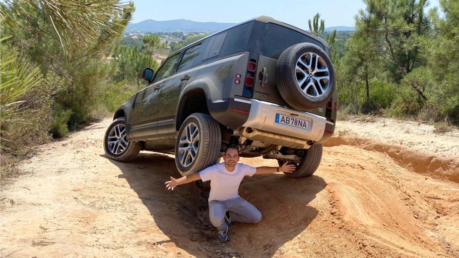 Novo Land Rover Defender 2020