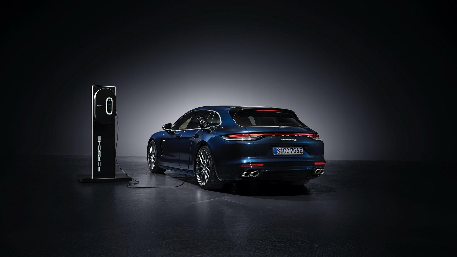 Porsche Panamera 4S E-Hybrid Sport Turismo 2021