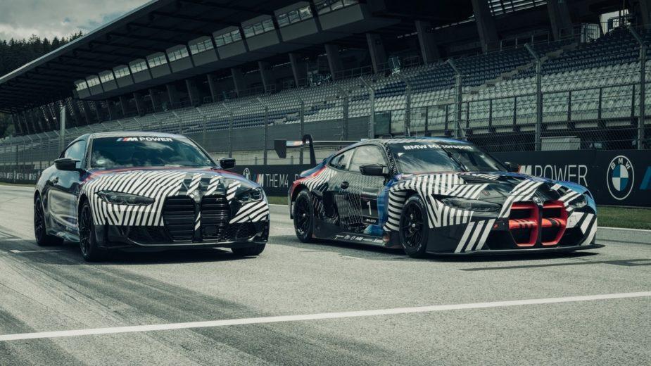 BMW M4 Coupe e m4 gt3