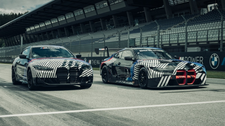 BMW M4 Coupe e m4 gt3