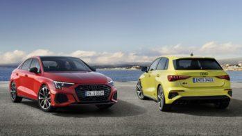 Audi S3 Sportback e S3 Sedan
