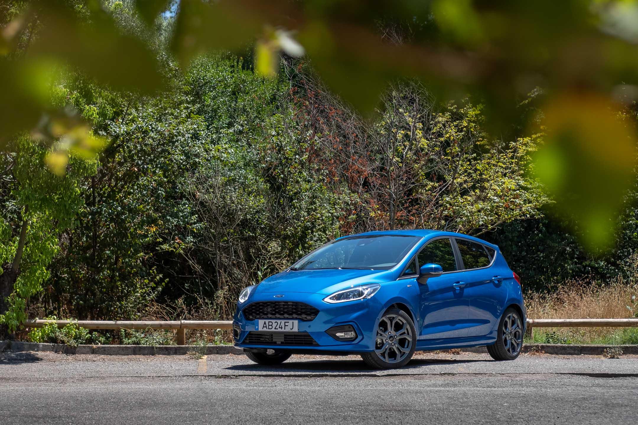 Ford Fiesta 1.0 Ecoboost ST Line