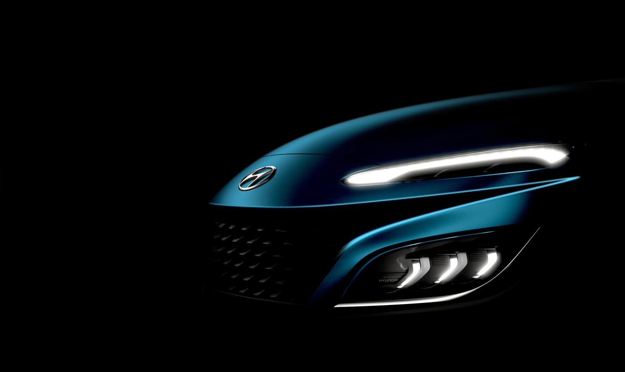 Hyundai Kauai teaser