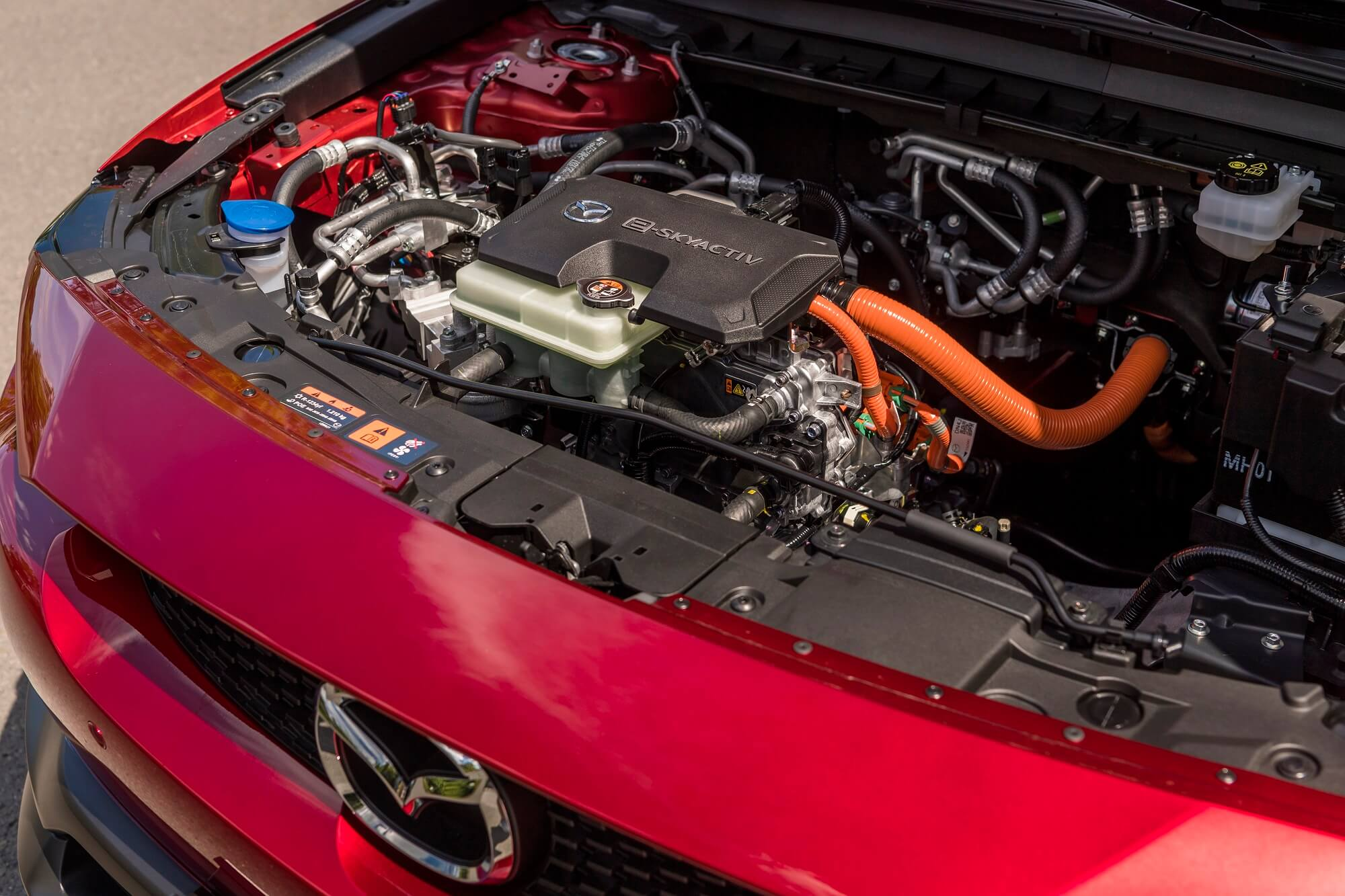 Mazda MX-30 MHEV
