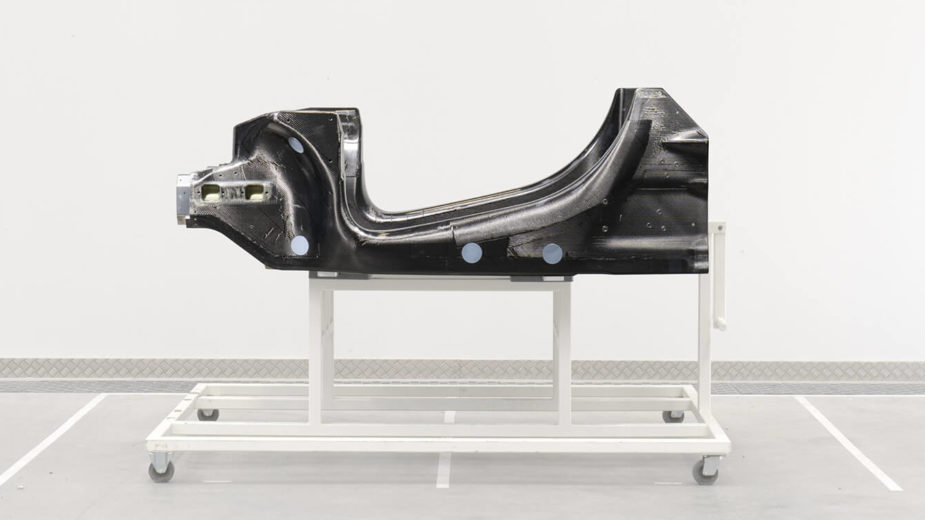 McLaren arquitetura 2021