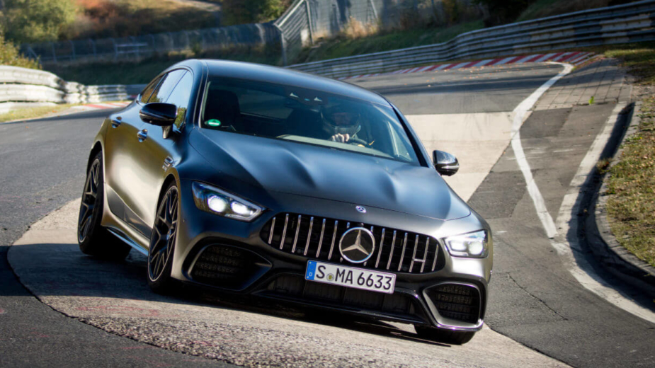 Mercedes-AMG GT 63 S 4 Portas