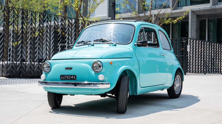 Fiat 500 Pirelli Cinturato CN54
