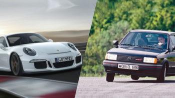 Podcast 11 — Carros mais desafiantes que conduzimos