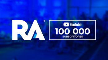 Razão Automóvel 100 mil subscritores YouTube