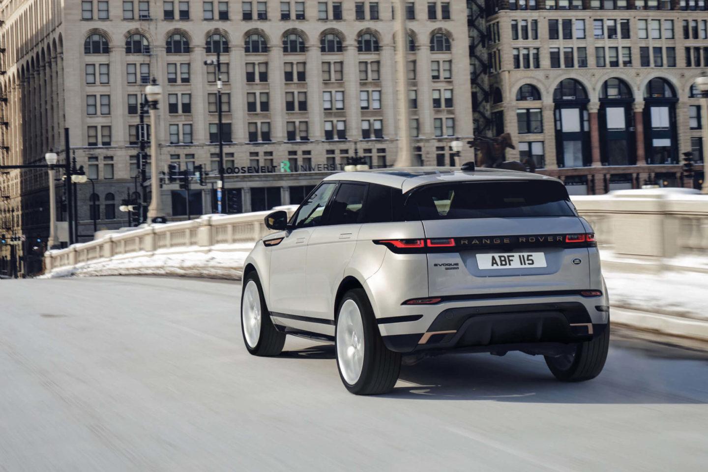 Range Rover Evoque 21MY