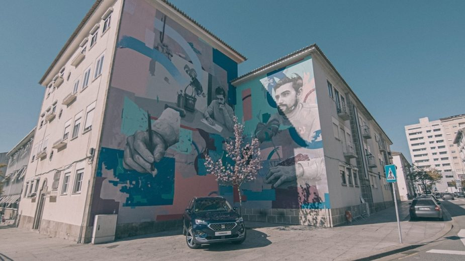 SEAT Art Cities Matosinhos