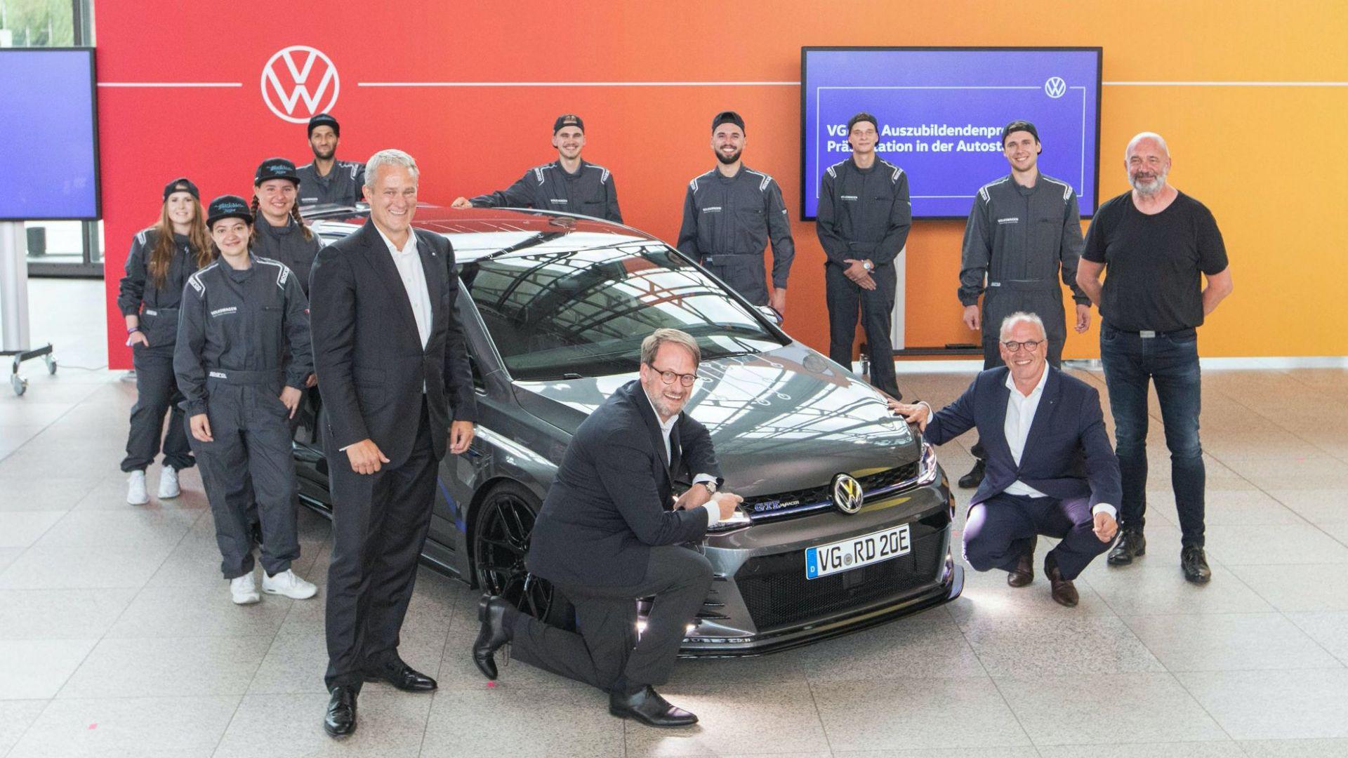 Volkswagen Golf GTE HyRacer 2020, Wörthersee