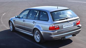 BMW M3 Touring E46