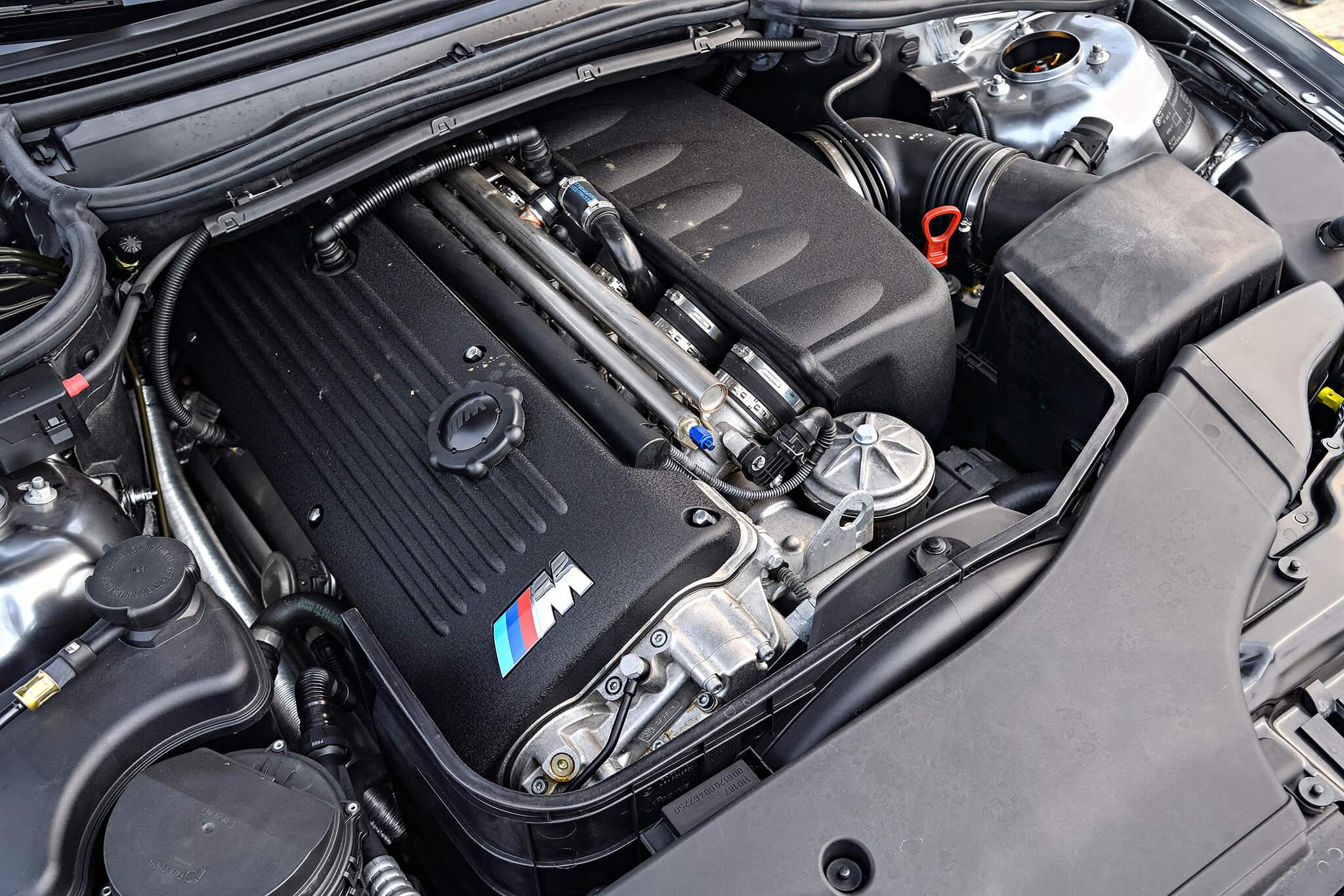 S54 motor