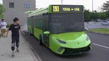 Autocarro Lamborghini