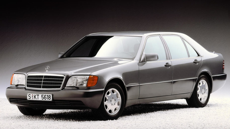 Mercedes-Benz Classe S 600 SEL V12 W140