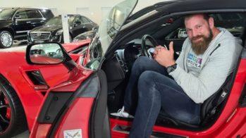 Olivier Richter Corvette