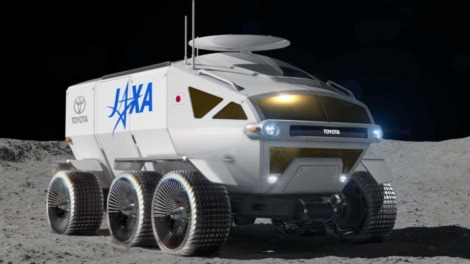 Toyota Lunar Cruiser