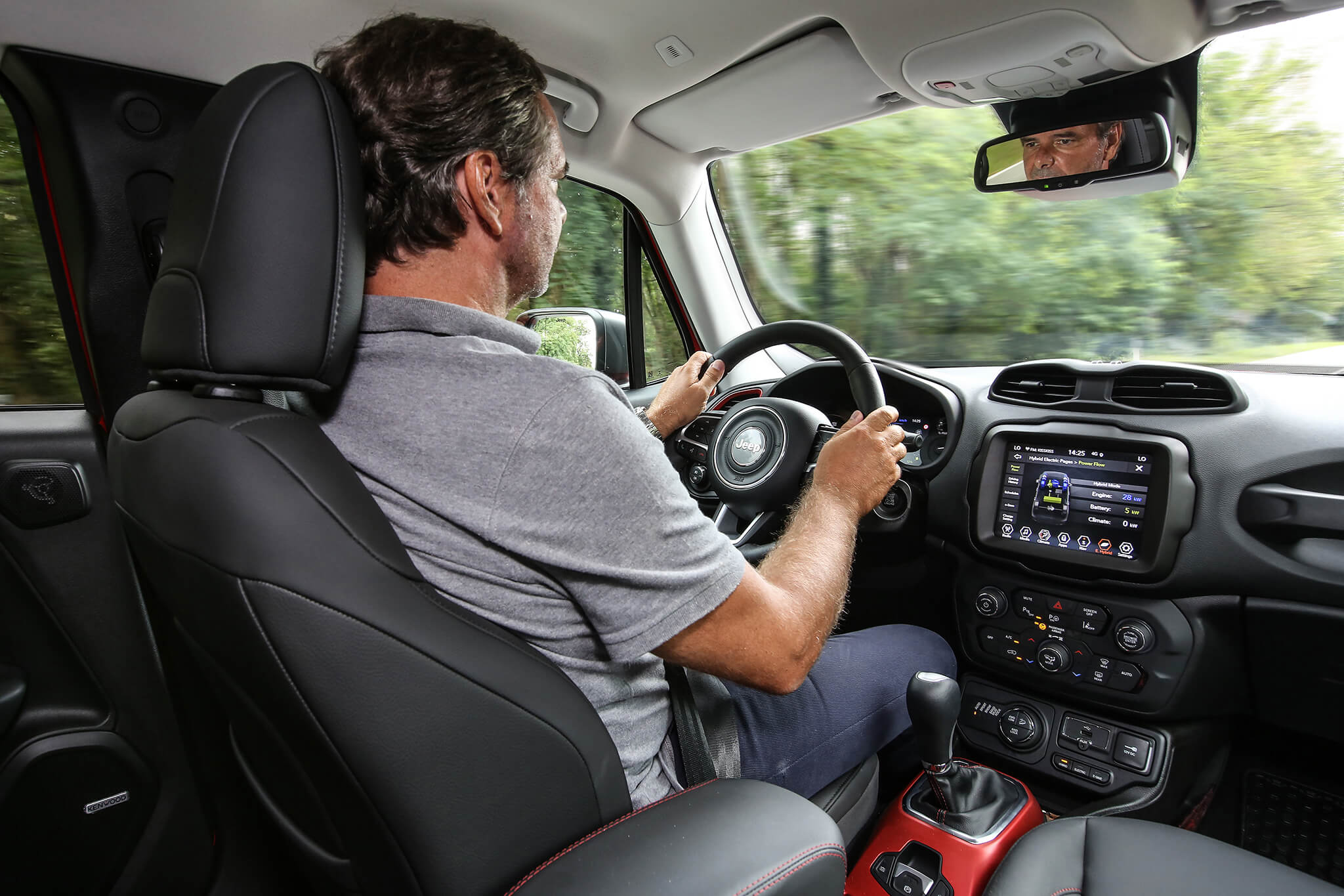 Joaquim Oliveira ao volante