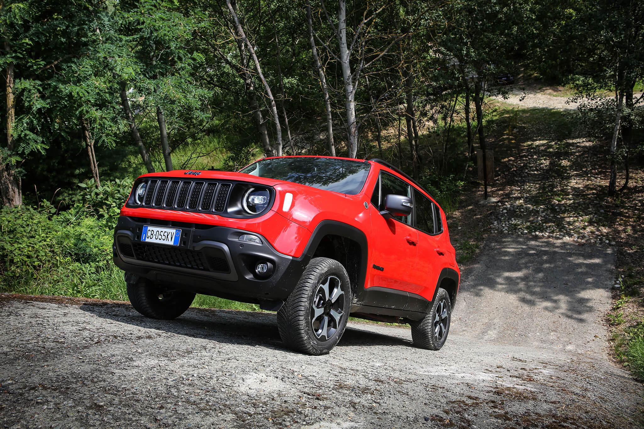 Jeep Renegade 4xe Trailhawk
