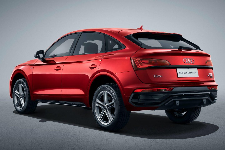 Audi Q5L Sportback 2021