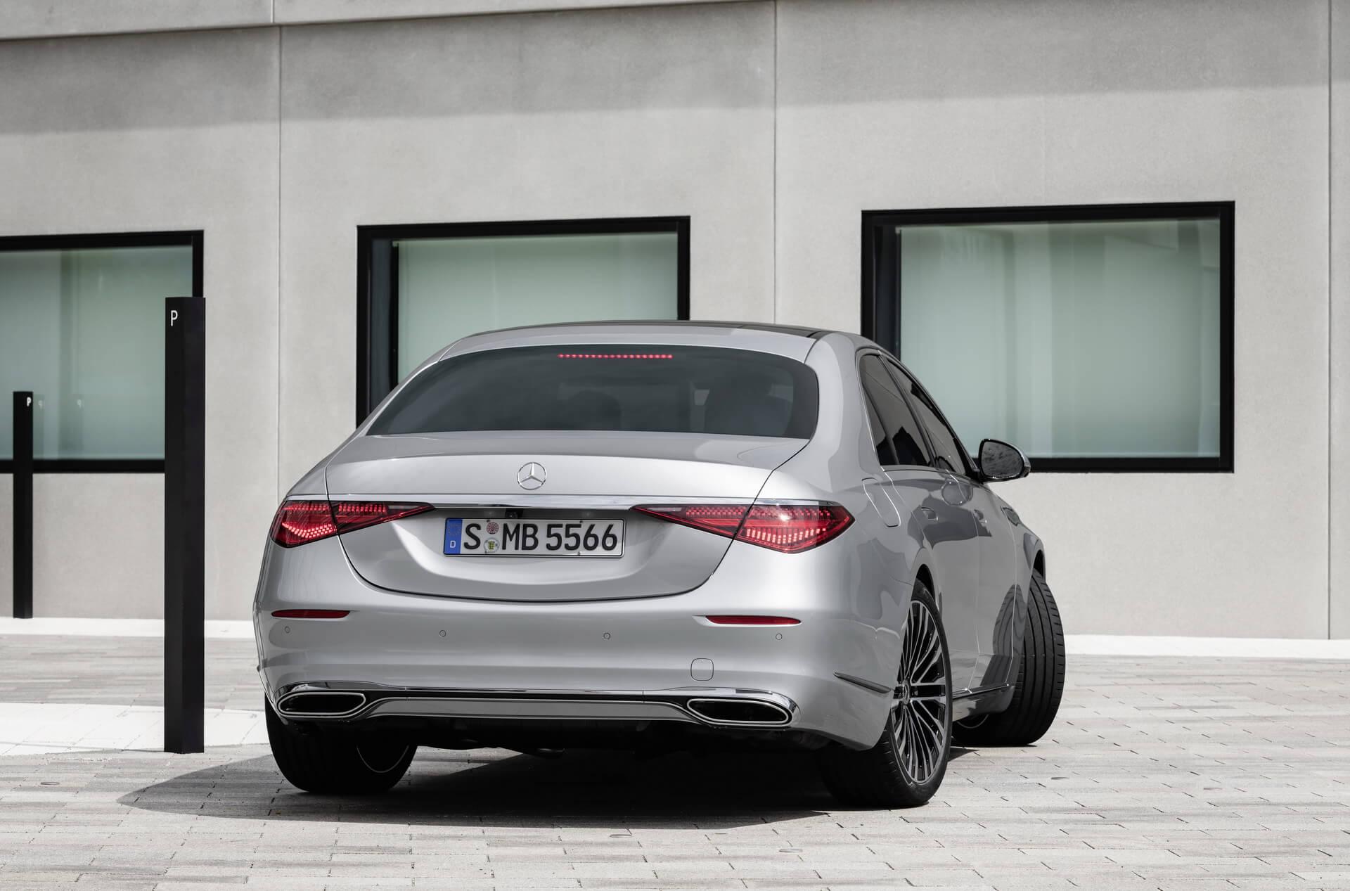 Mercedes-Classe S W223