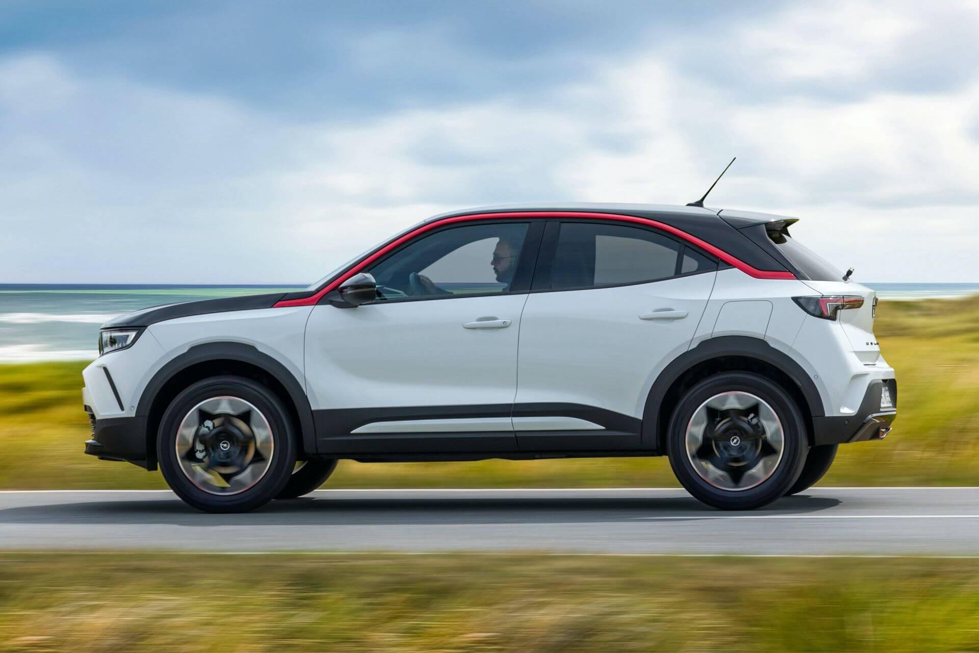 Opel Mokka GS Line