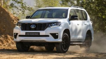 Toyota Land Cruiser 2020 Black Pack