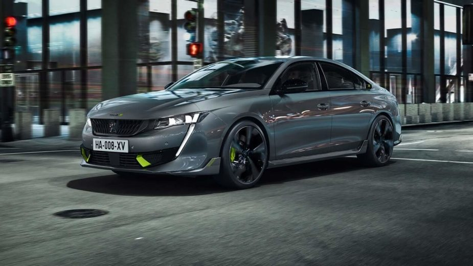 508 Peugeot Sport Engineered