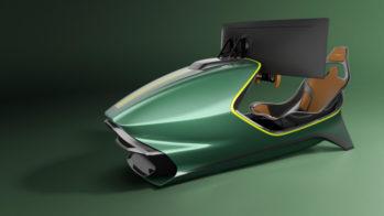 Simulador Aston Martin