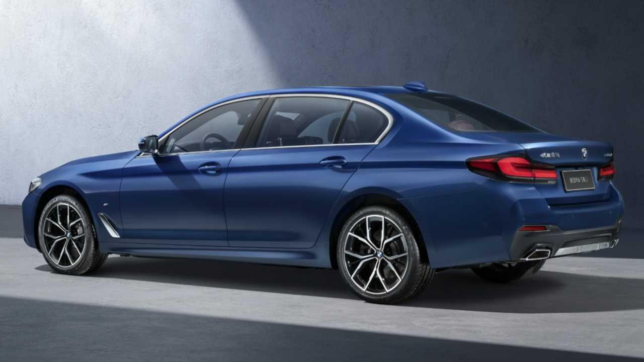 BMW Série 5 Longo
