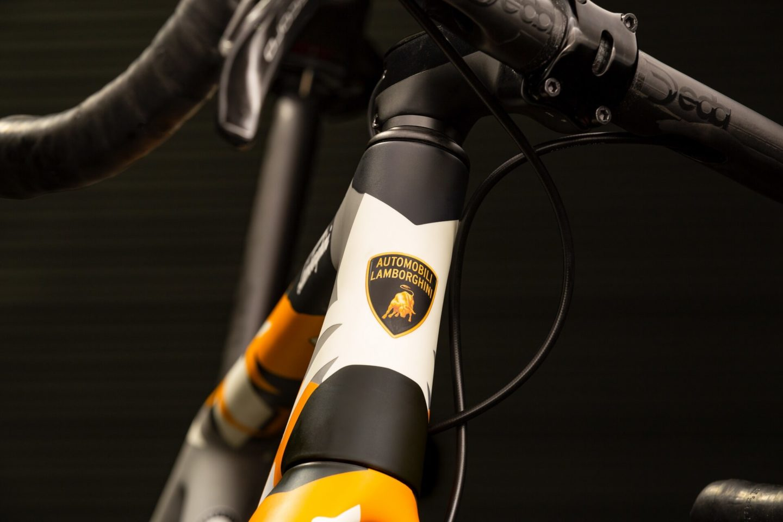 Bicicleta Lamborghini