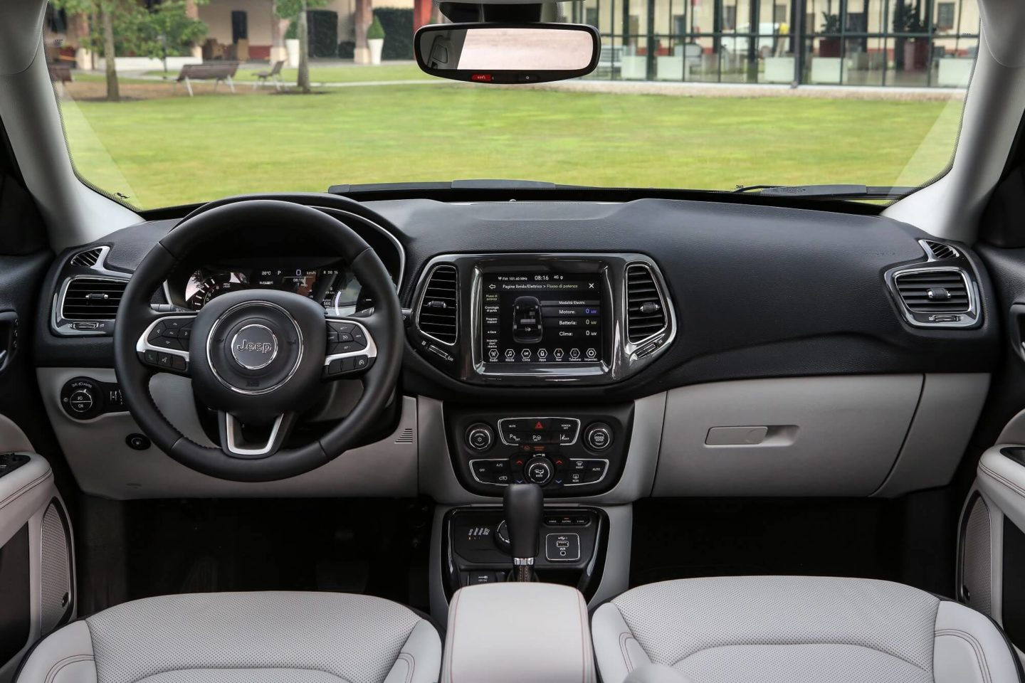 Jeep Compass 4xe