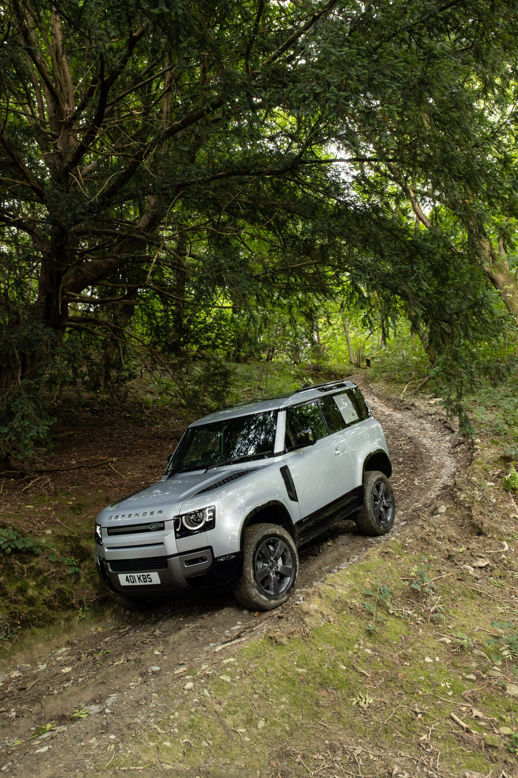 Land Rover Defender 90 X-Dynamic