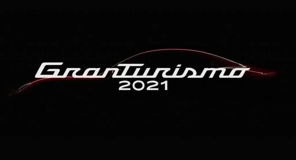 Maserati GranTurismo teaser