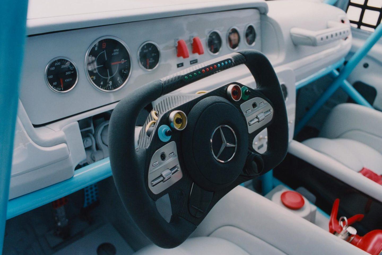 Mercedes-Benz Classe G Project Geländewagen