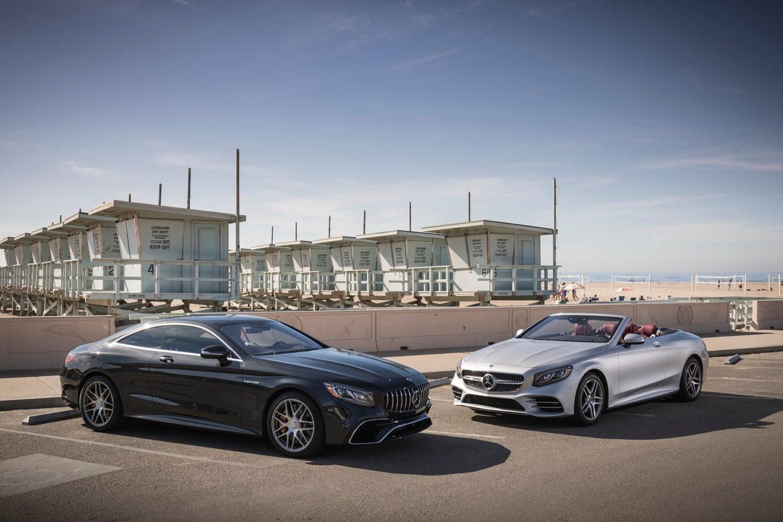 Mercedes-Benz Classe S Coupé e Cabrio