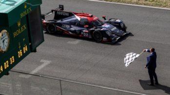 Oreca Filipe Albuquerque Le Mans