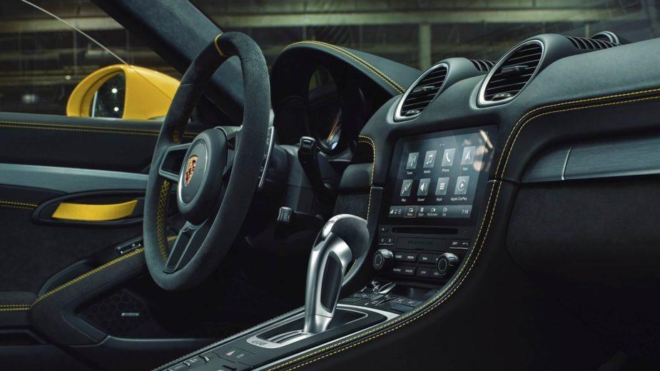 Porsche 718 PDK