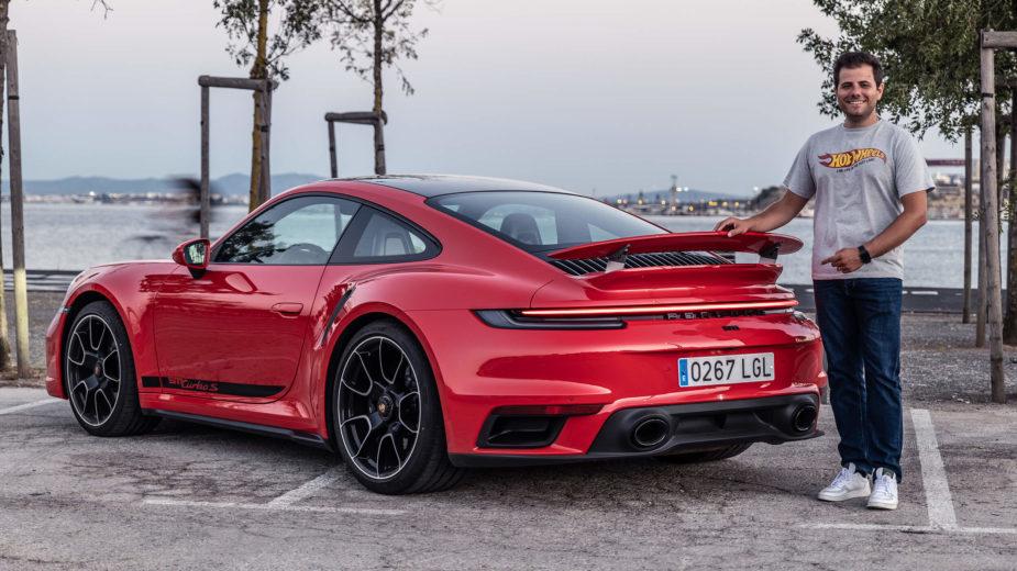 Porsche 911 Turbo S Portugal
