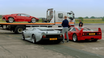 Top Gear trailer