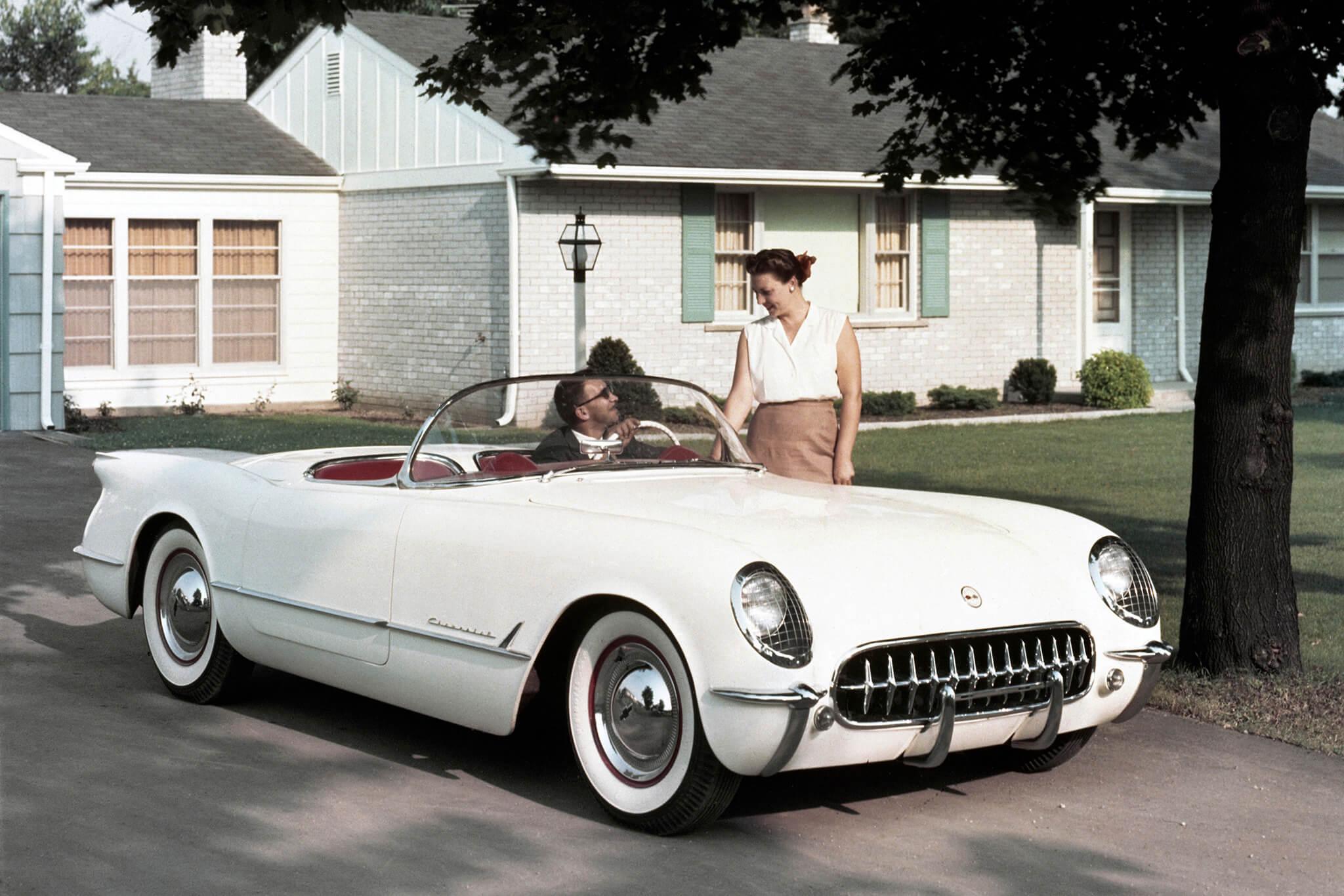 Chevrolet Corvette C1 1953