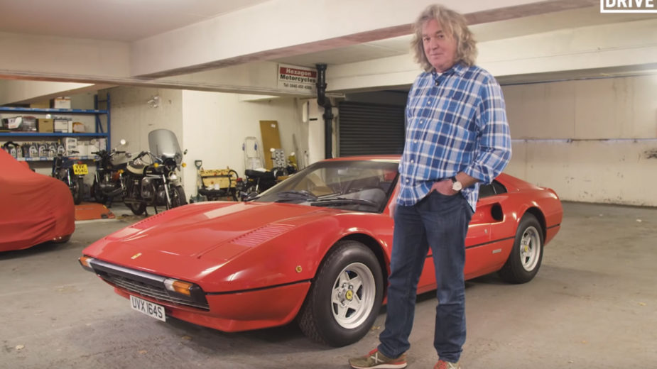 James May Ferrari 308 GTB