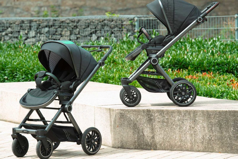 carrinho de bebé Mercedes-AMG