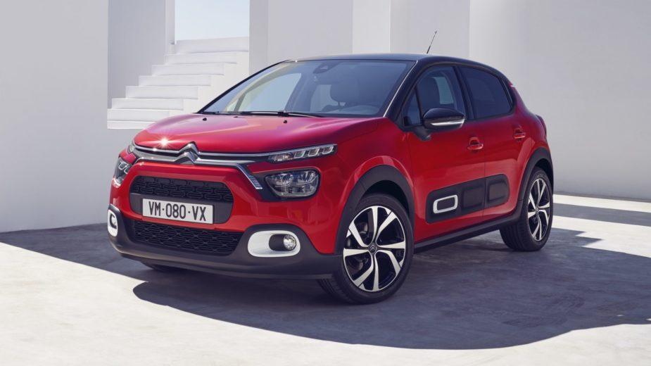 novo Citroën C3 portugal