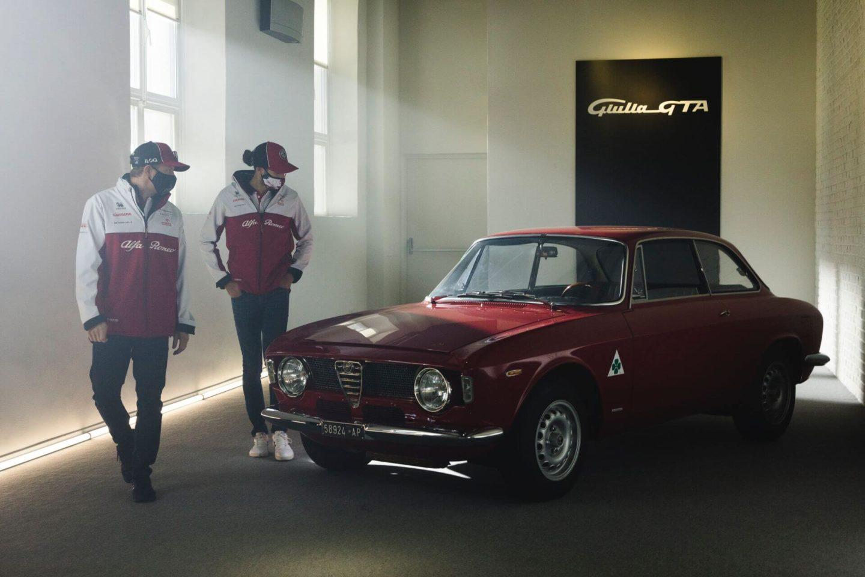 Alfa Romeo pilotos F1